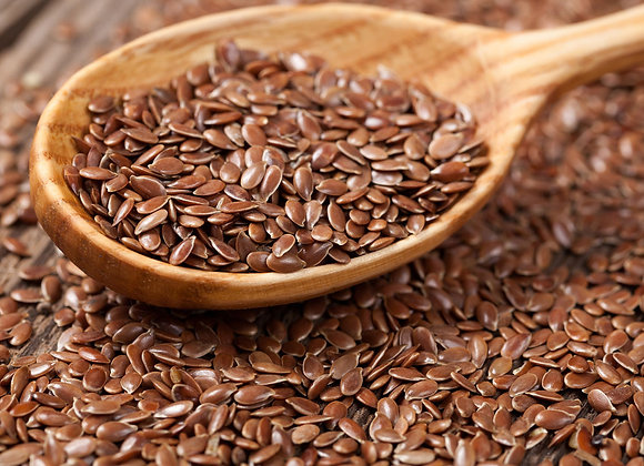 LINSEEDS - FLAXSEEDS 500G EACH