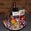 Thumbnail: DELUXE WINE, CHOC. SNACKS & CHEESE HAMPER