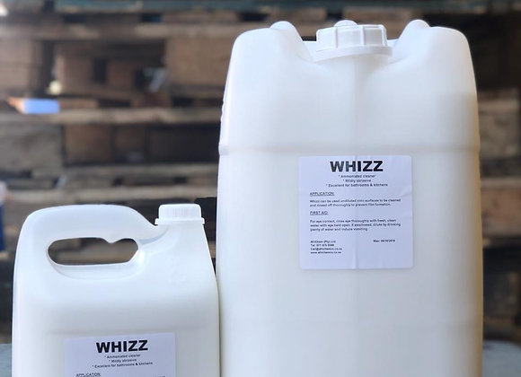 Whizz (Handy Andy)  - Sizes available from 1L to 25L
