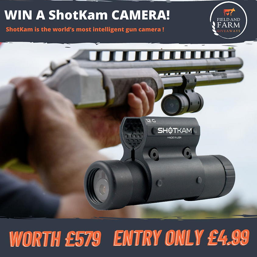 ShotKam Camera Giveaway