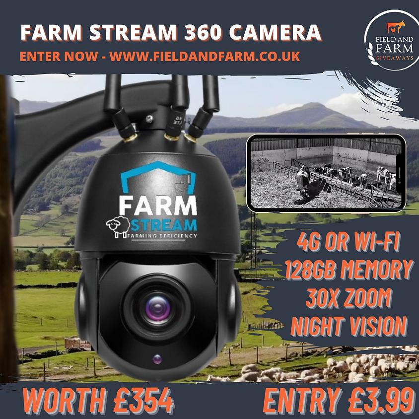 Farmstream 360 Camera