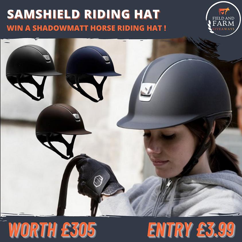 Samshield Shadowmatt Riding Hat