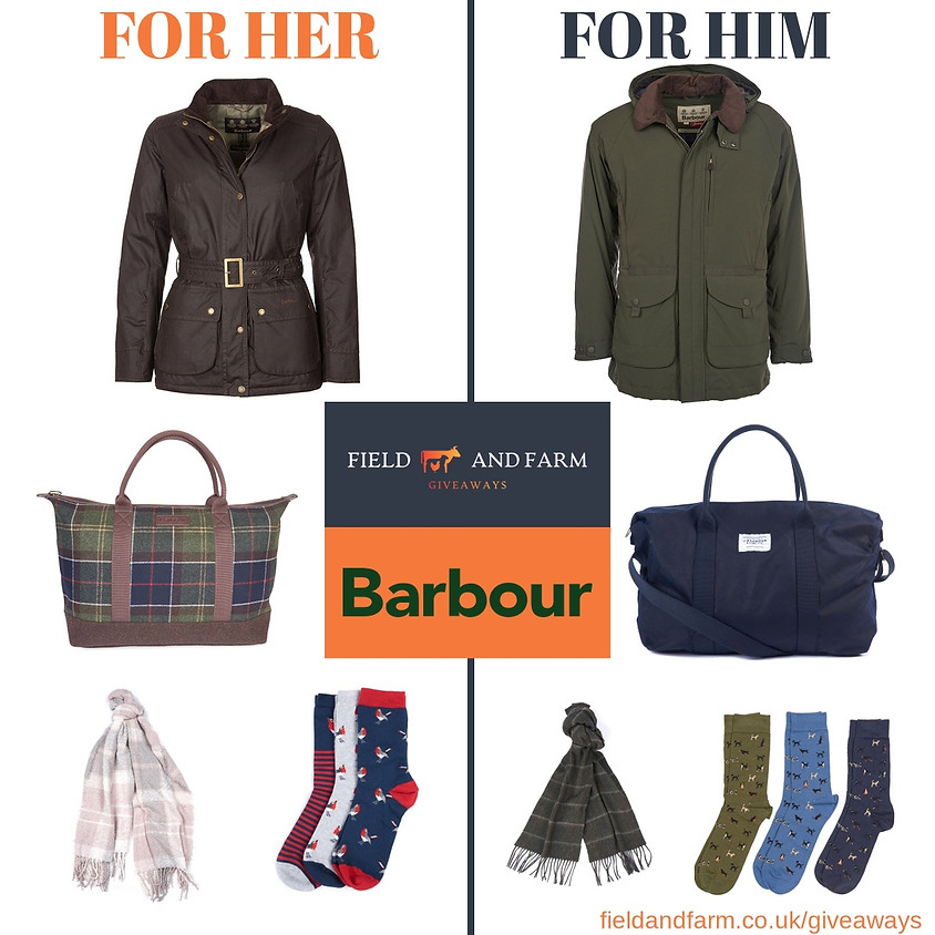 SOLD OUT!! Barbour Outdoor Clothing - Fully Kitted Package