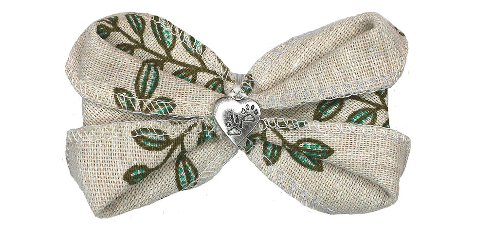 Leafy Bow