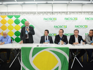 FACISC tem novo presidente