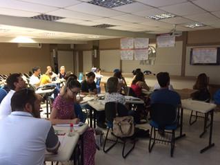 Empreendedores fazem curso da ONU na ACIT