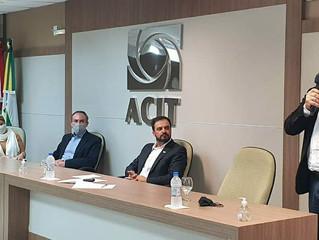 Eleito o próximo presidente da ACIT