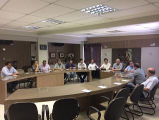 Núcleo de Meio-Ambiente se reúne na ACIT com Conselho da Cidade