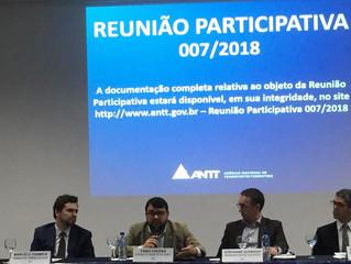 Pedágio: Lideranças debatem trecho Sul com técnicos da ANTT