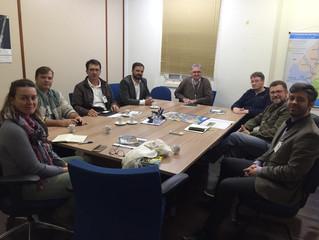 Encontro busca parceria entre o Porto de Imbituba e o Comitê Tubarão