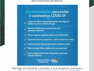 ACIT - Nota Oficial COVID-19