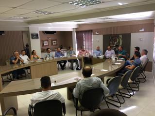IPTU é tema da primeira reunião de diretoria em 2018
