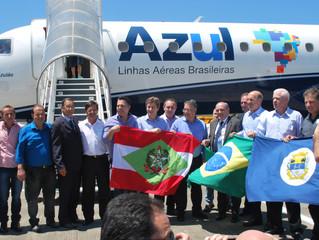 Roteiro Serramar e Aeroporto: empresários comemoram conquistas de projetos iniciados em reuniões