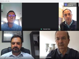 Lideranças empresariais de Tubarão e região se reúnem com senador Jorginho Mello