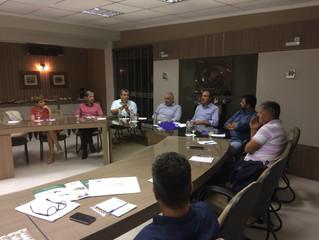 Meio-ambiente: ações do Núcleo são apresentadas à Diretoria da ACIT
