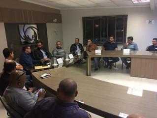 ACIT recebe visita do Deputado Jair Miotto