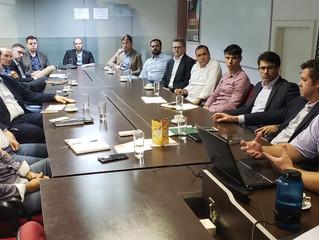 Plano de Desenvolvimento do Sul é pauta em reunião na SC PAR