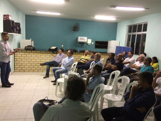 Associação de Pecuaristas recebe apoio da ACIT