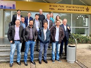 Missão Israel 2019 segue para o 8º dia