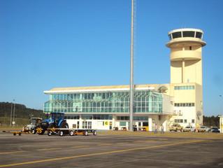 Aeroporto Humberto Bortoluzzi é considerado  melhor regional do Brasil pela ANAC