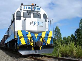 Projeto Pera melhorará o transporte ferroviário na região