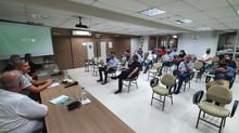 Presidentes da ACIT e da FACISC se reúnem com lideranças na região