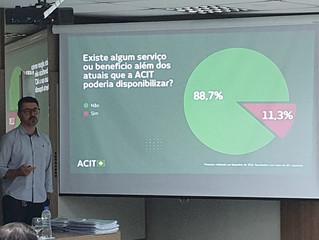 Conselho se reúne e conhece o planejamento estratégico da ACIT