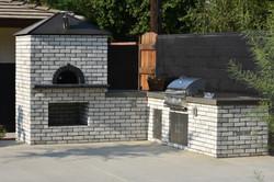 Custom Outdoor Pizza Oven