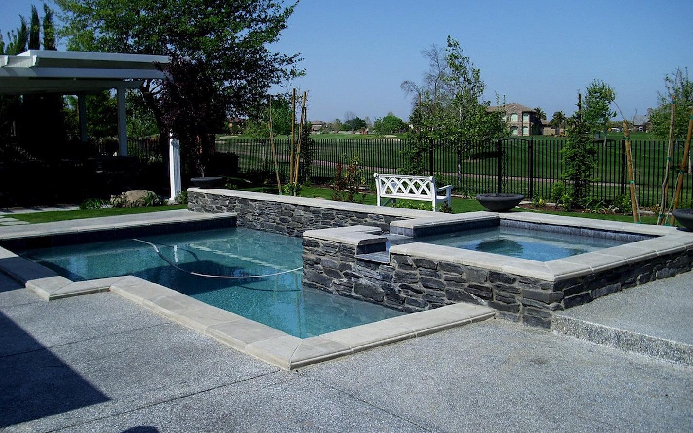 Monji Landscape Companies Pool Design