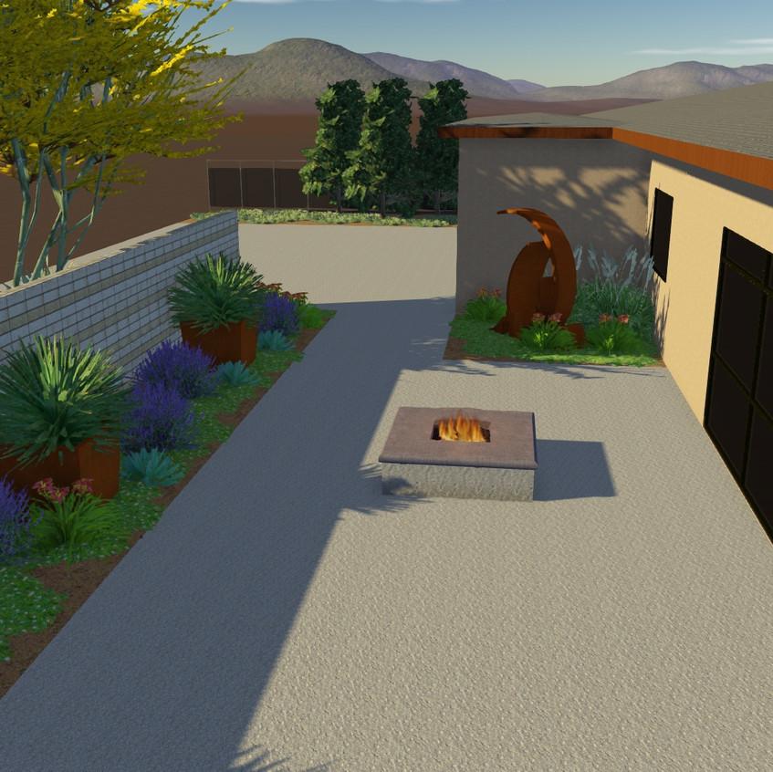 Bakersfield landscape design