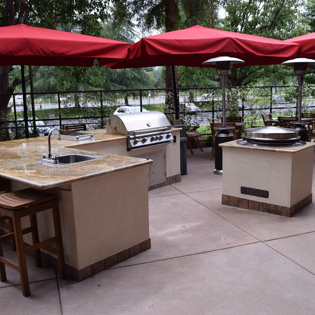 outdoor kitchen ideas