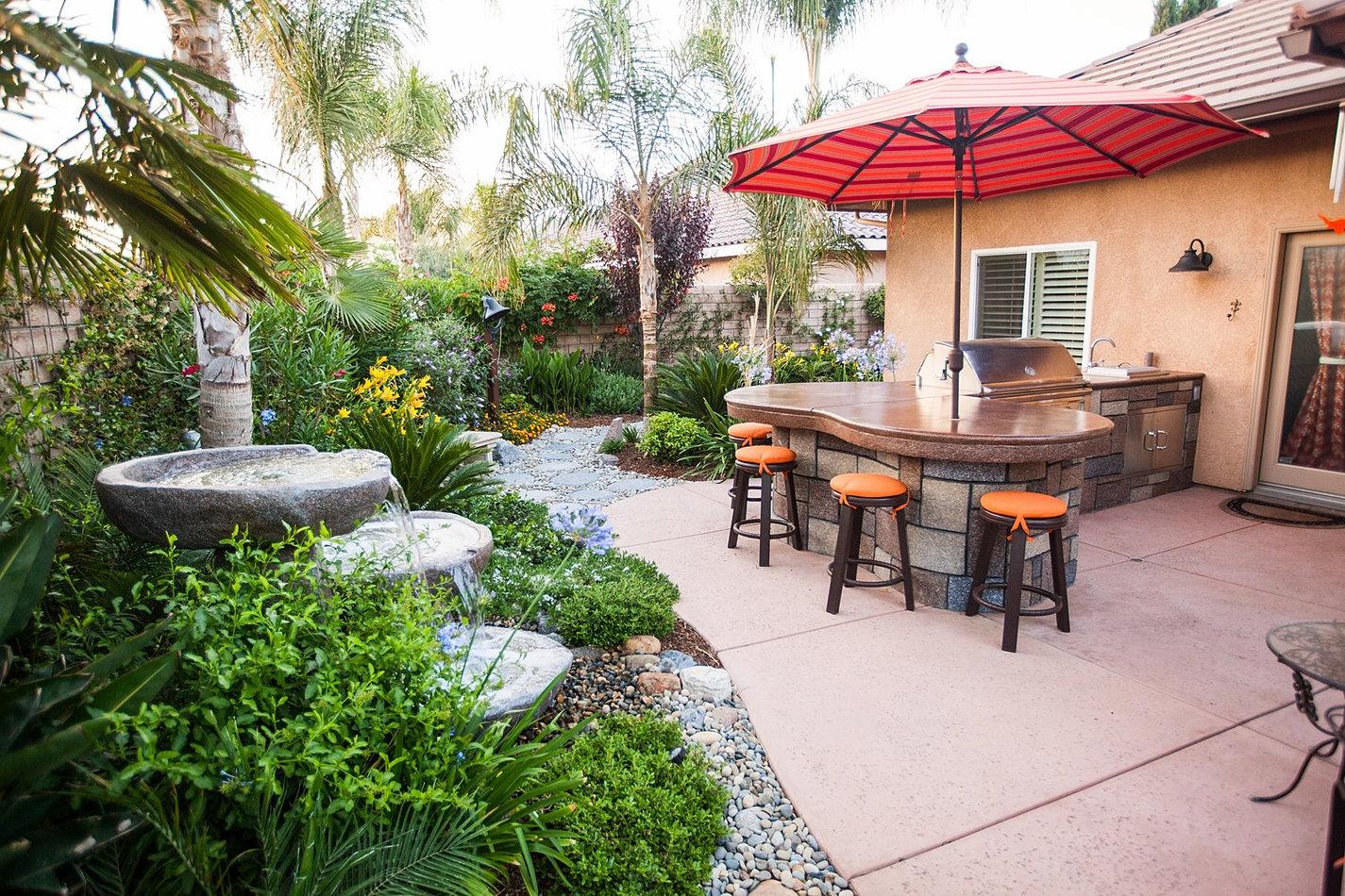 Garden Kitchens Monji Landscape Companies Outdoor Kitchens
