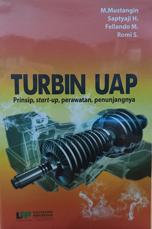 Turbin UAP Prinsip, Start-Up, Perawatan, Penunjang