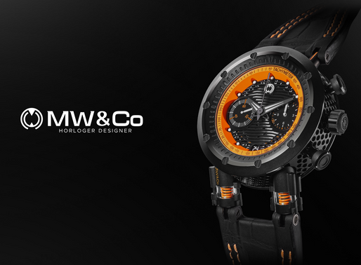 MW&Co Automatic Flyback chronograph Asset 2.3