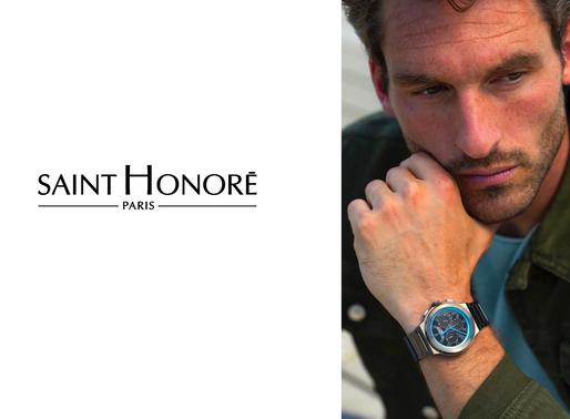 Saint Honoré: Haussman Sport Chronograph 886149 7CDIV