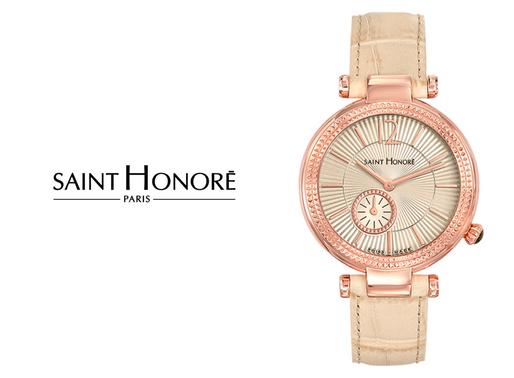 Saint Honoré: Audacy - Calm but ever so confident ladies wristwatch