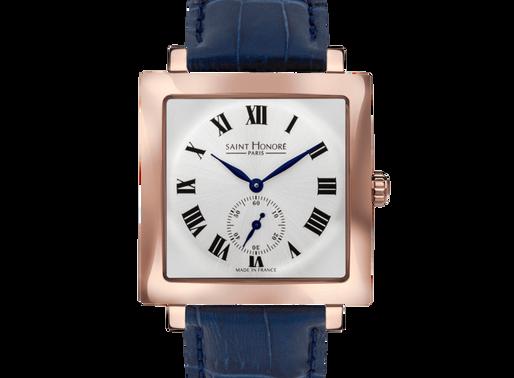 Saint Honore: Carrée  An Expressive, Charismatic, Premium Wristwatch.