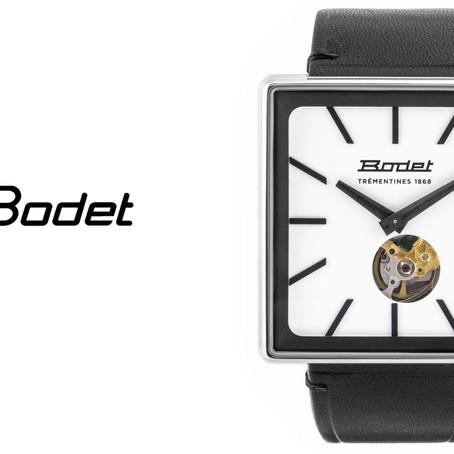 Bodet, DARE B480.2 Emblematic Elegance