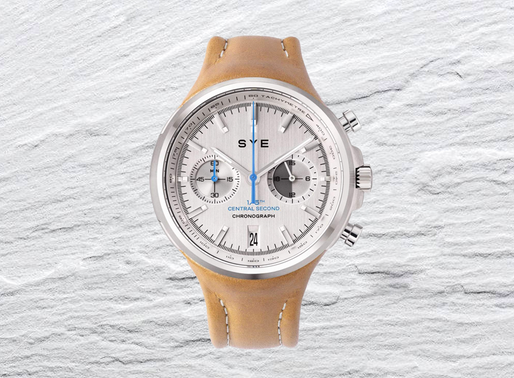 SYE MOT1ON Chronograph [Silver edition] Designed To Fulfil Every Occasion-Enriched With Quality.