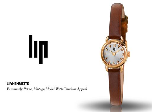 LIP:HENRIETTE - Femininely Petite, Vintage Model With Timeless Appeal