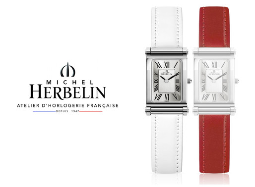 Michel Herbelin Antares interchangeable COF17048/01 Showcase your sense of style and elegance