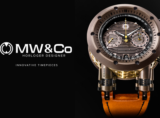 MW & Co: Asset Joey Starr, Flyback chronograph Outstandingly distinctive, a timepiece for the ad