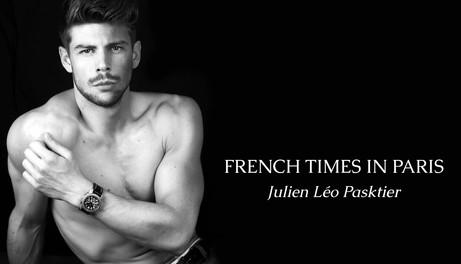 French Times In Paris meets Julien Léo Pasktier