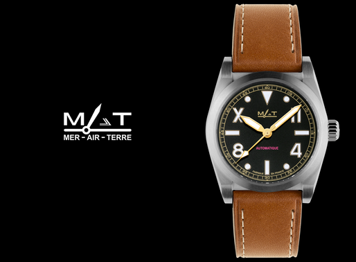 MAT: California A masculine watch with an eye fixed firmly on style and adventure
