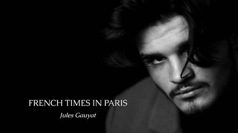 French Times In Paris meets Jules Gauyat