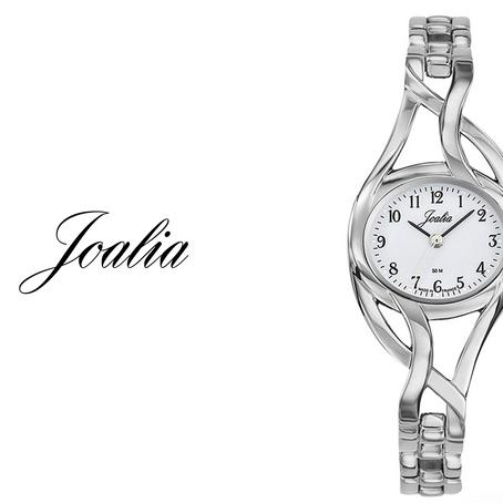 Joalia - 633006 women'sStylishly striking wristwatch, radiating pure elegance