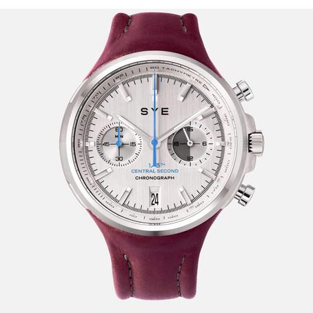 SYE MOT1ON Chronograph [Silver edition]