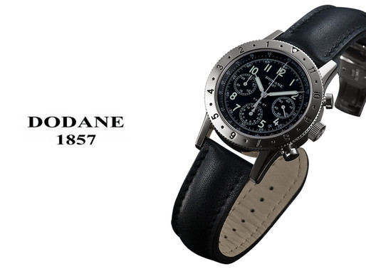 Dodane: TYPE 21 limited edition Fly-back Chronograph