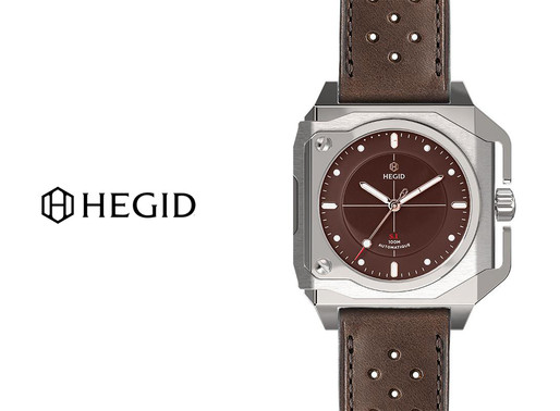 Hegid: Expedition Sauvage - Cutting-edge features, noble materials embracing style