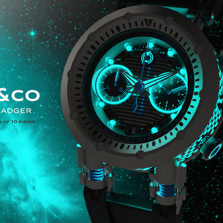 MW&Co: Asset Black Badger Available October 2021